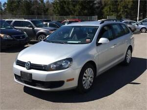 2011 Volkswagen Golf Wagon $10595