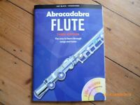 Abracadabra Flute 3rd edition and ABRSM Grade1 exam pieces