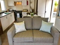 Beautiful brand new static caravan for sale on the golden sands of the moray firth