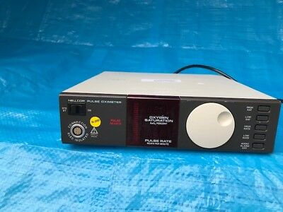 Nellcor N-200 Pulse Oximeter  Works Tested