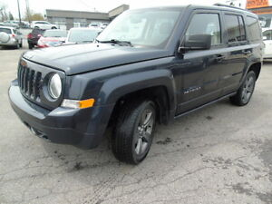 2015 Jeep Patriot High Altitude Payments of 169 bi weekly