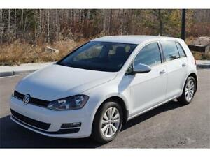 2015 Volkswagen Golf TDI Diesel **Only 33,102km** Clean Carproof