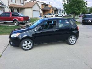 """2011 Chevrolet Aveo 79,000kms """"We Finance! Pay direct-No banks"""""""