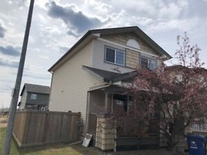 House for Sale in Fort McMurray - HAS TO BE MOVED