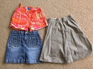 Girl, size 8 summer clothes in great condition