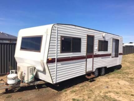 Caravan and Annex huge Ballarat Central Ballarat City Preview