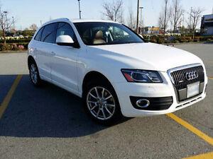 2012 Audi Q5 2.0T Premium Plus originally from BC price reduced!