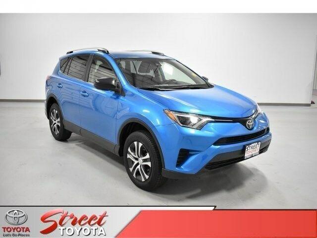 Image 1 Voiture American used Toyota RAV4 2017