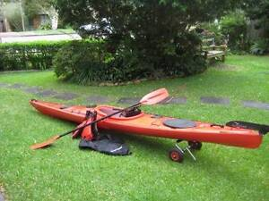 Seabird Expedition Kayak Soldiers Point Port Stephens Area Preview