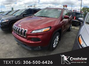 2015 Jeep Cherokee North 4x4 V6 w/ Sunroof