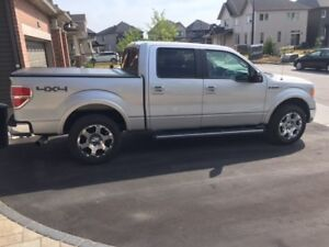 2012 Ford Truck F150 Lariat Excellent Conditions Loaded