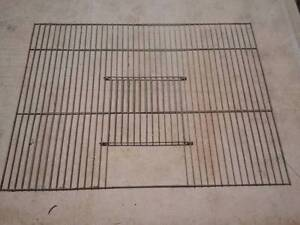 6 x Wire Cage fronts with Doors $15 the lot Elizabeth Vale Playford Area Preview