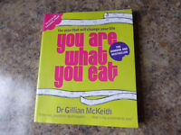 'You Are What You Eat' by Dr Gillian McKeith