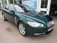Jaguar XF 2.7TD auto 2008 Premium Luxury Full Jaguar S/H 1 owner from new, p/x