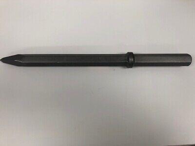 14 Length Moil Point Chisel 1 18 Hex X 6 Pavement Breaker Bit 1019