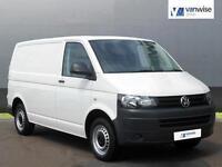2013 Volkswagen Transporter T28 TDI Diesel white Manual