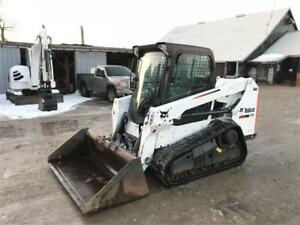 2014 Bobcat T550 Skid Steer LOW HOURS