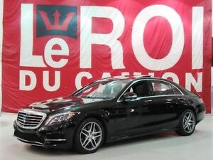 Mercedes-Benz Classe-S S550 4MATIC LWB AMG PACK 2015