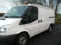 Ford Transit Van 3 Front Seats FSH Drives Superb Bennett Van Sales Ormskirk