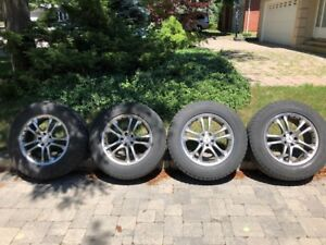 Mercedes 2010 ML 350 18inch  RIMS