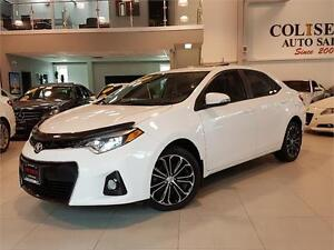 2014 Toyota Corolla S-SPORT-AUTO-REAR CAM-ONLY 78KM