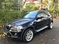 ***BMW X5 3.0D AUTO HUGE SPEC 2007***CREAM INTERIOR***7 SEATER FAMILY***MAY SWAP