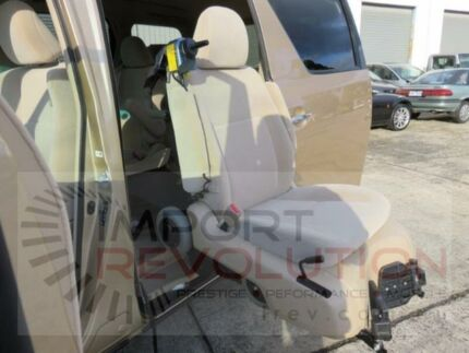 2009 Toyota Alphard ANH10 ANH10 Gold Automatic Wagon