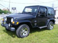 2003 Jeep TJ Only 129000 KM