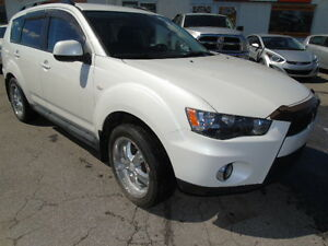 2012 Mitsubishi Outlander 4x4 Payments Of 139 Bi Weekly