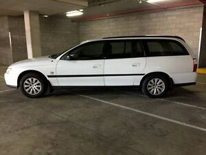 2004 Holden Commodore VY II Executive White 4 Speed Automatic Wagon Lake Illawarra Shellharbour Area Preview