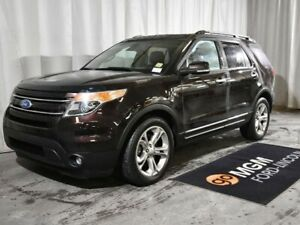 2013 Ford Explorer LIMITED | 7- PASSENGER | LEATHER | HEATED & C