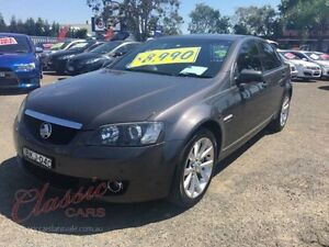 2009 Holden Calais VE MY09.5 V Grey 5 Speed Automatic Sedan Lansvale Liverpool Area Preview
