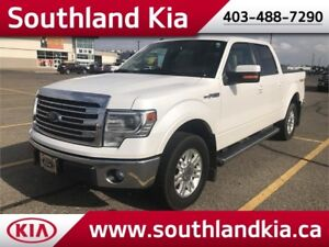 2014 Ford F-150 Lariat 4x4 **LEATHER-NAV-SUNROOF!!**