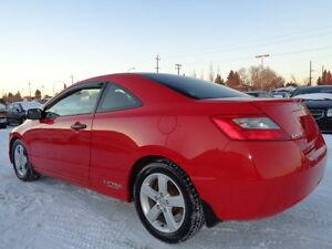 2009 Honda Civic EX SPORT PKG Coupe (2 door)-AMAZING SHAPE--129K Edmonton Edmonton Area image 5