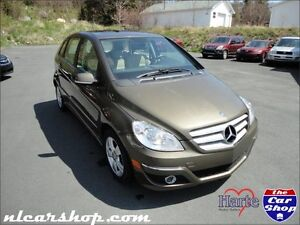 2010 Mercedes B200 4 cyl auto, sunroof INSPECTED - nlcarshop.com