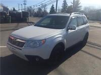 2010 Subaru Forester 2.5 X TOURING PACKAGE AWD TOIT 5400$ 514-69