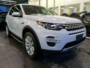 2016 Land Rover Discovery Sport HSE LUXURY, HEATED SEATS, NAVI,