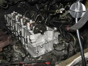 Delica/Pajero Cylinder Head Replacement