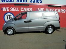 2011 Hyundai iLOAD TQ MY10 CRDi Silver 4 Speed Automatic Van Welshpool Canning Area Preview
