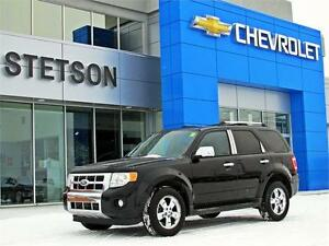 2010 Ford Escape Limited 3.0L V6 AWD Leather Winter Tires