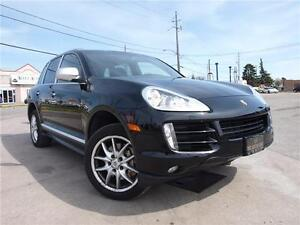 2008 Porsche Cayenne S, LOADED! NAVI 416-742-5464 (KING)
