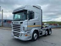 Scania R440 6x2 Midlift Tractor Unit