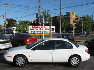 **2000 Saturn S-Series**  Auto & A/C, Certified & E-tested