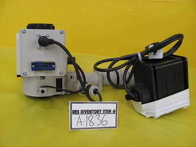 Nikon Microscope Turret Optistation 3 Untested As-is