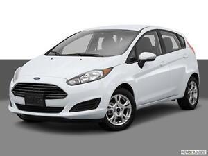 NEED CAR GONE! 2015 Ford Fiesta SE Hatchback