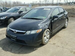 parting out or selling whole 2006 Honda civic coupe