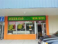 Independent Pizza Store For sale in Burlington