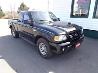 2009 Ford Ranger Sport 4x4 Loaded only $139 bi-weekly!