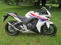 Honda CBR 500 RA-D ABS SPORTS TOURING MOTORCYCLE