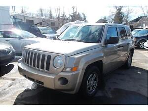 2009 Jeep Patriot  Sport/North (TOUTE EQUIPE)